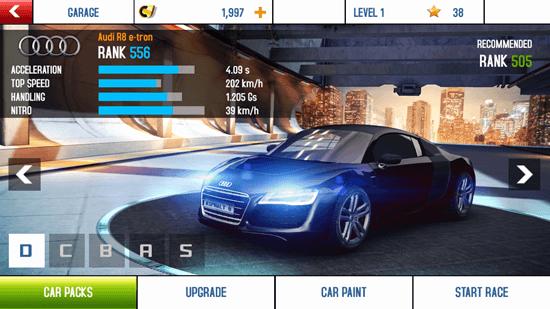 I Migliori 10 Giochi di Auto da Corsa Gratis per Windows 10 - Asphalt 8