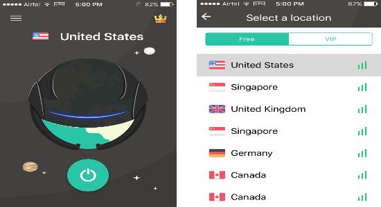 Le Migliori 5 App VPN Gratis per iPhone - VPN Master