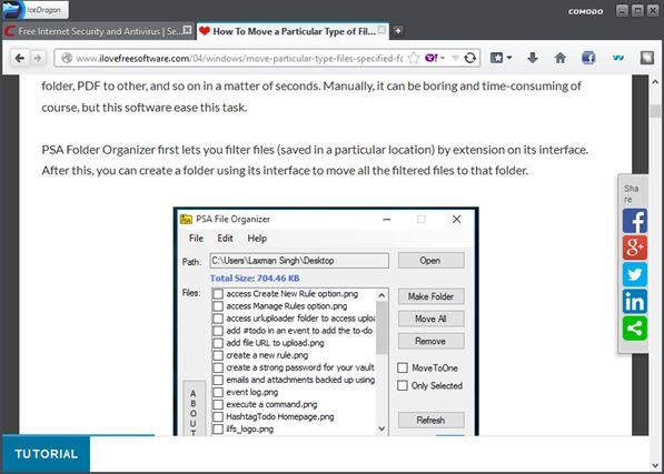 browser per sicurezza sulla navigazione