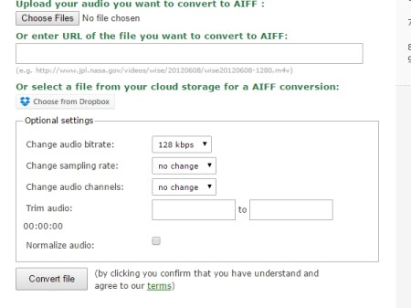 modificare file audio online