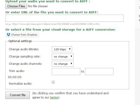 modificare file audio online