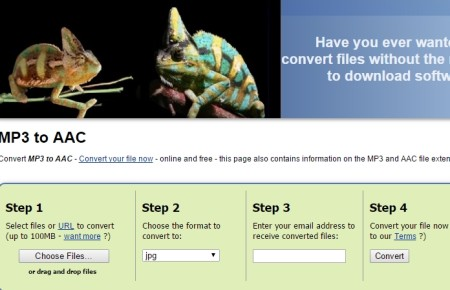 5 Siti per Comprimere File Audio Online e Gratis - Zamzar