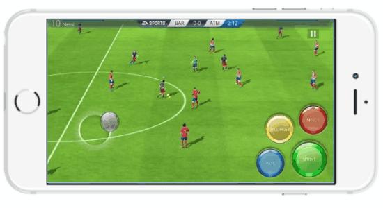 I Migliori 5 Giochi di Calcio Gratis per iPhone - FIFA 2016