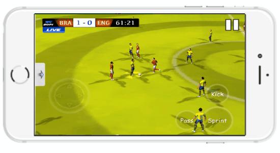 live calcio per iphone