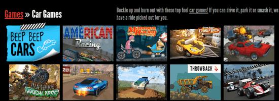 giochi di macchine gratis