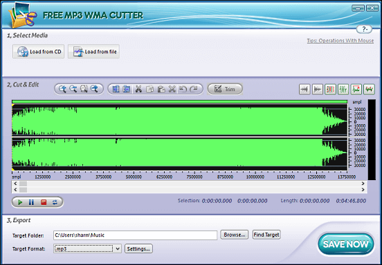 free mp3 cutter windows 10 Windows