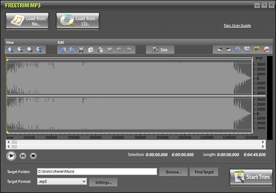 programma per modificare file audio