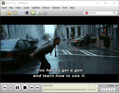 dvd su windows 10