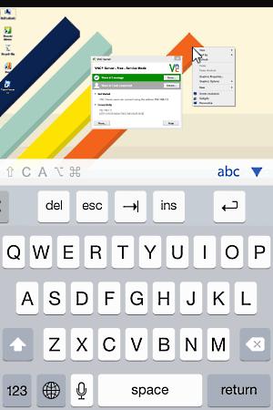 mandare comandi da iPhone a windows 10