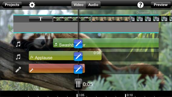 come editare video su iphone