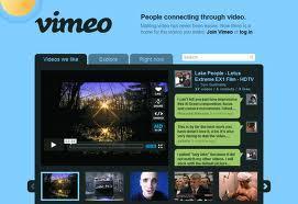 vimeo per vedere film su ipwhone