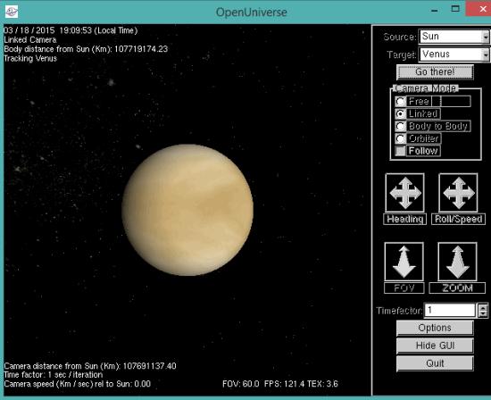 esplorare il sistema solare