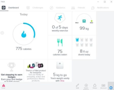 Applicazioni Conta Calorie Gratis per Windows 10
