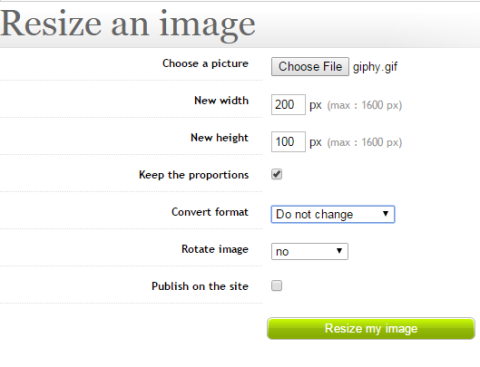 tool per gif animate
