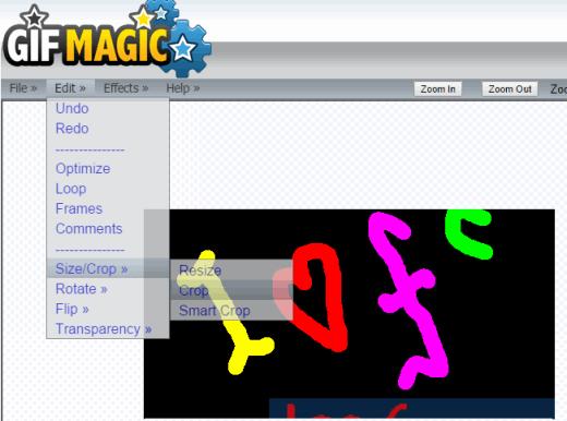 5 Siti per Tagliare GIF Animate Online e Gratis - GIFmagic