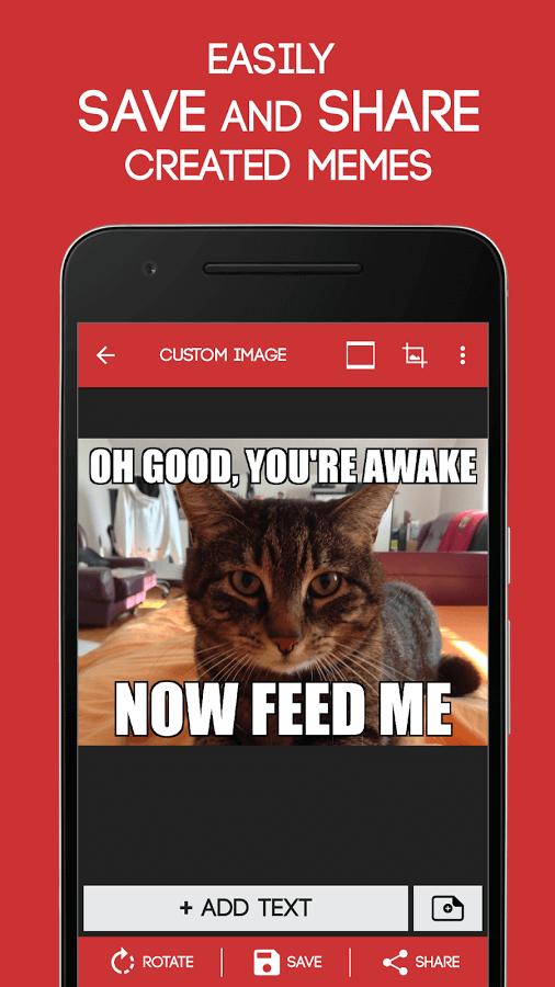app per creare meme android
