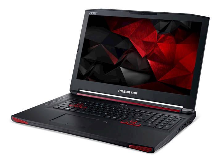 Acer Predator per giocare ai videogiochi