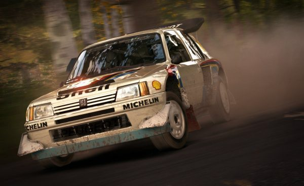 DiRT Rally per PS4
