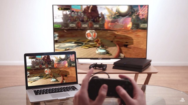 Giocare con Remote Play