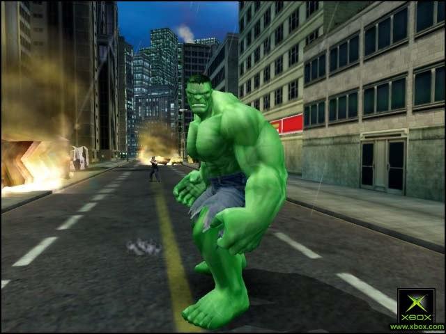 Hulk il gioco