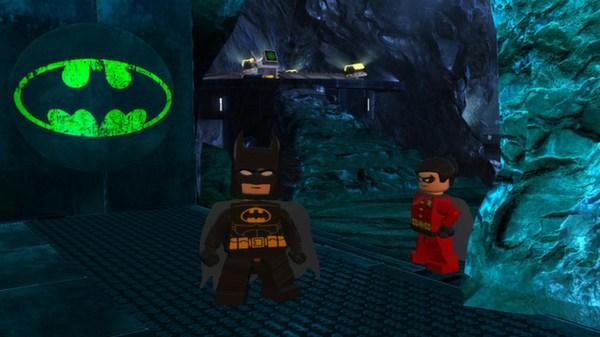 LEGO Batman 2 a schermo condiviso