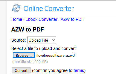 manipolare i PDF
