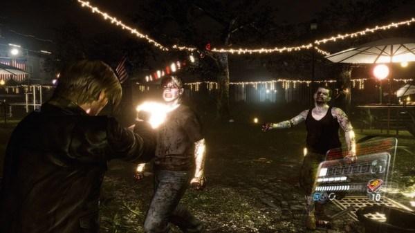 Resident Evil 6 schermo condiviso