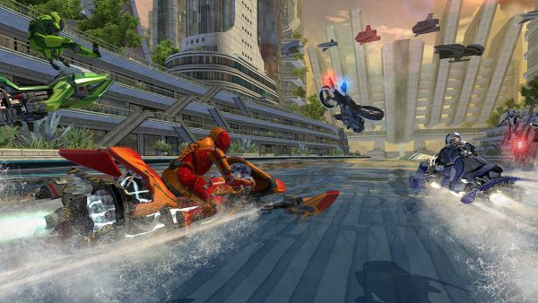Riptide GP per PS4