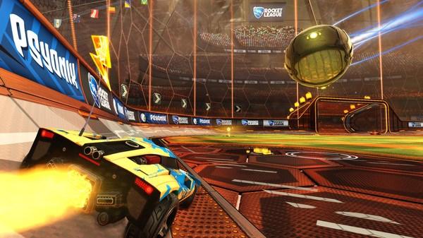 Rocket League multiplayer