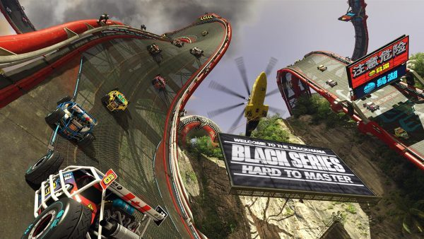 Trackmania Turbo per PS4