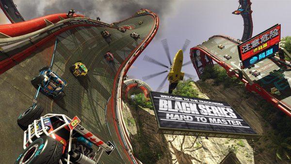 Trackmania Turbo per PS4