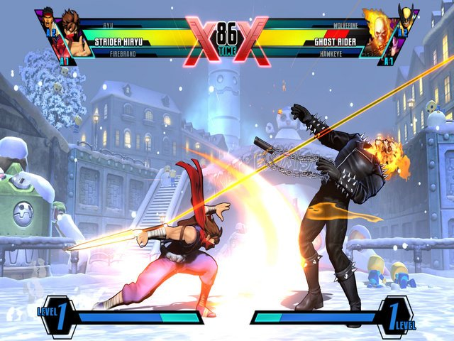 Ultimate Marvel Vs Capcom 3 per PS4