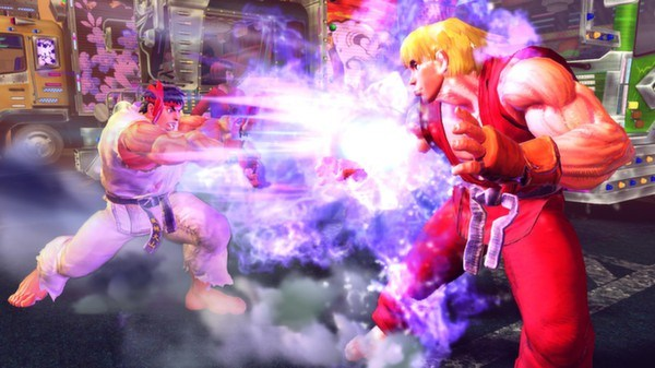Street Fighter IV per console