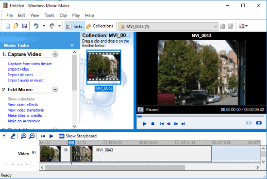 video editor per windows