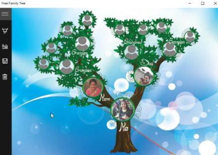 albero familiare