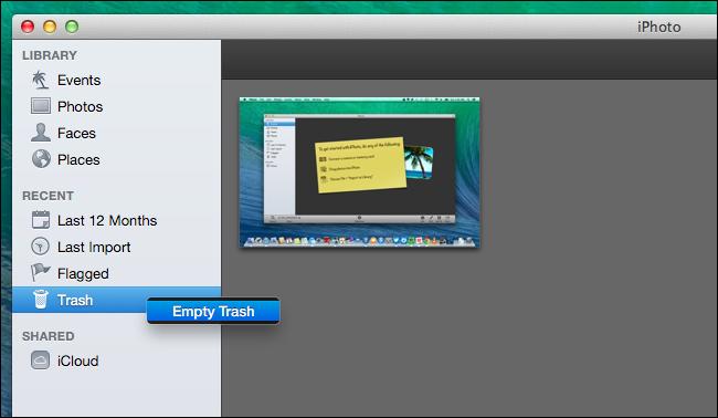 liberare spazio sul macbook