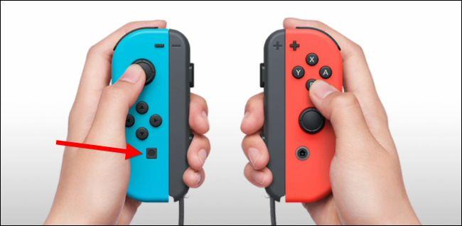 come fare Screenshot Switch