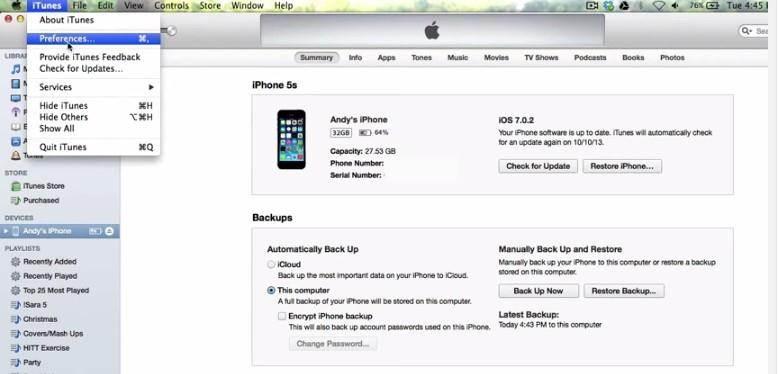 creare e aggiungere suonerie su iPhone