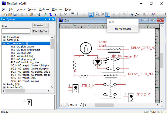 progettazione circuiti elettrici