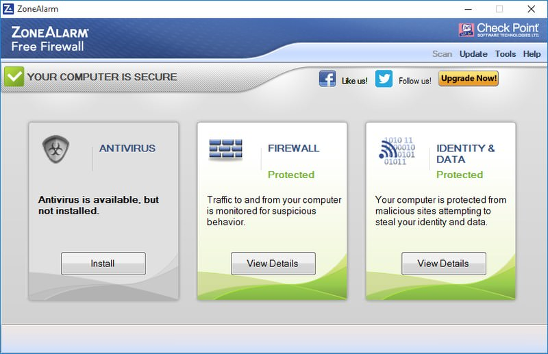 migliori firewall per windows