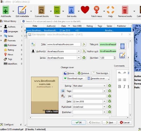 creazione ebook