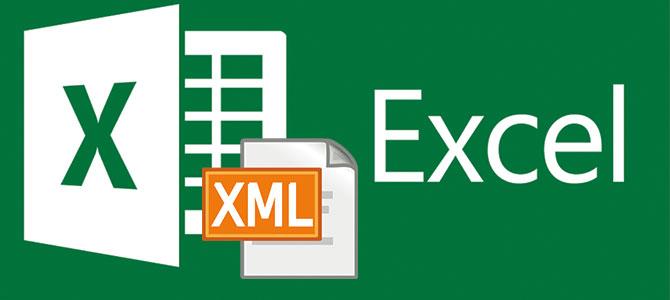 convertire excel in xml