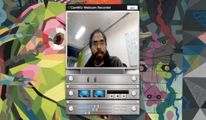 webcam spia