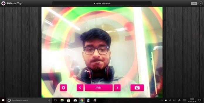 Webcam Toy per pc