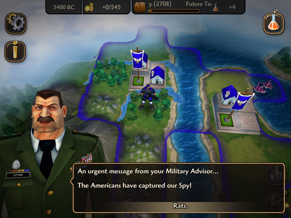 Civilization per ipad