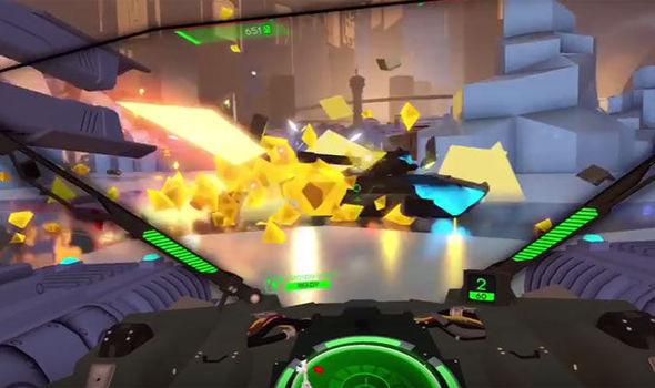 VR per PS4