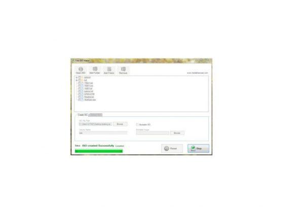 Free ISO Maker per windows