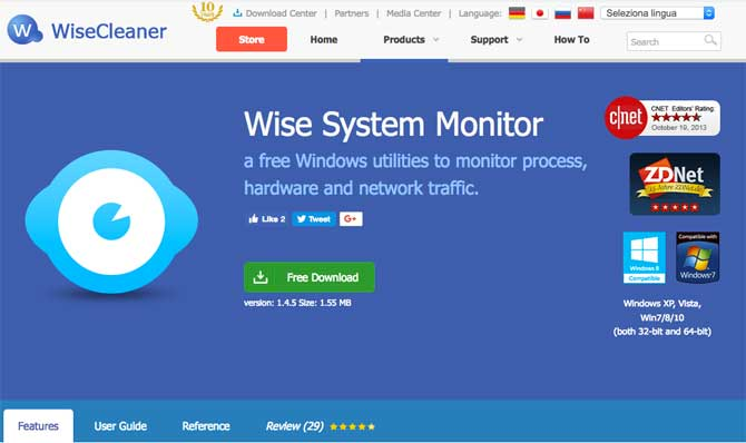 programma wise system monitor