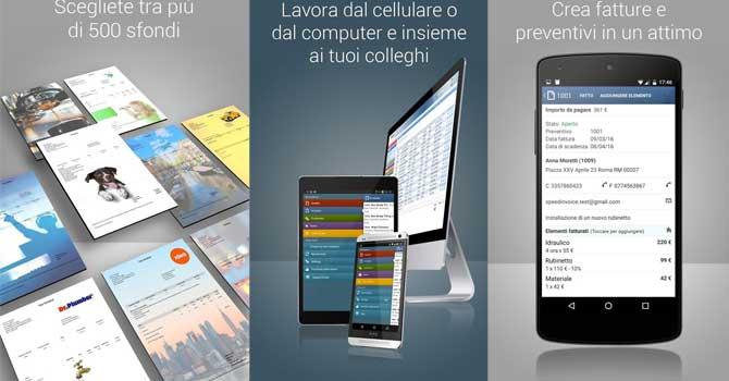 app fatturazione android n.5