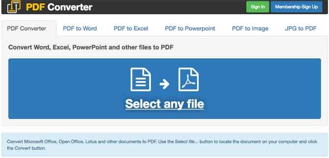 5 Siti per Convertire File Keynote in PDF Online | ElettroAffari it